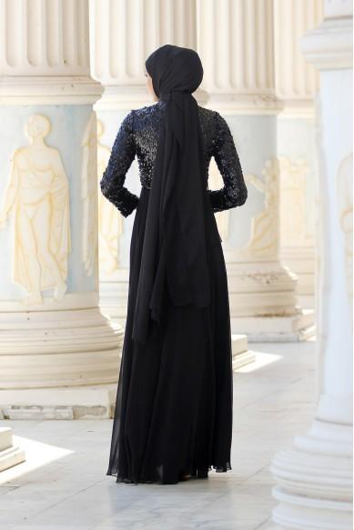 Berre Abiye - Siyah